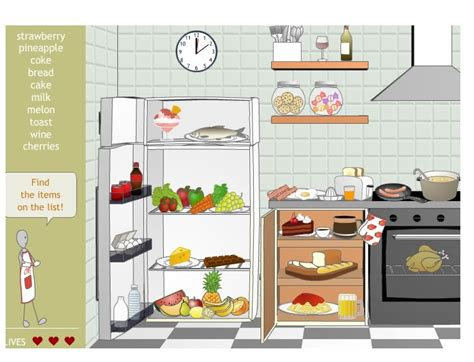 Kitchen In Wordreference by Learn With Valsequillo Clil In The Kitchen