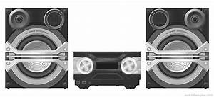 Panasonic Sa-akx600 - Manual - Cd Stereo System