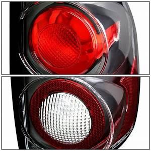 97-04 Dodge Dakota Replace Altezza Tail Lights