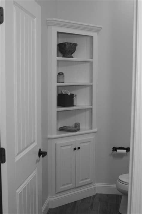 Corner Bathroom Storage Cabinet by Corner Cabinet