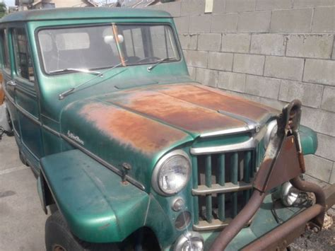 jeep willys wagon for sale 1958 willys jeep station wagon for sale willys wagon