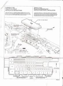Ford F 150 Towing Package Wiring Diagram  Ford  Auto Wiring Diagram