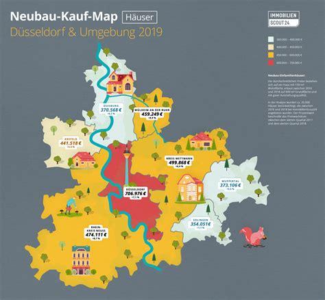 Häuser Kaufen Hamburg Umgebung by Hauspreise In D 252 Sseldorf Immobilienpreise 2019