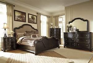 Ashley Furniture Black Bedroom Set Marceladick com
