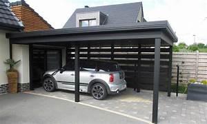 Construire Un Carport : construire un carport faut il un permis de construire ~ Premium-room.com Idées de Décoration