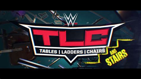 Wwe Tables, Ladders, And Chairs 2014