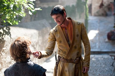 'Game of Thrones': Pedro Pascal Booked Oberyn Martell With ...