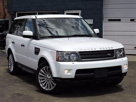 Used 2011 Land Rover Range Rover Sport Hse At Auto House