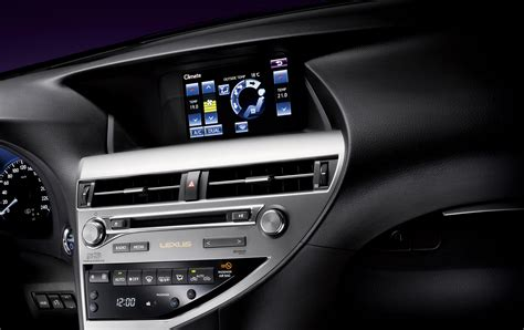 Lexus Navigation Systems Suffer Glitch After Update, Might