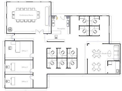empty cubicles in a modern office building by תוכנות עיצוב חינם התוכנות החינמיות שיעצבו לכם את הבית