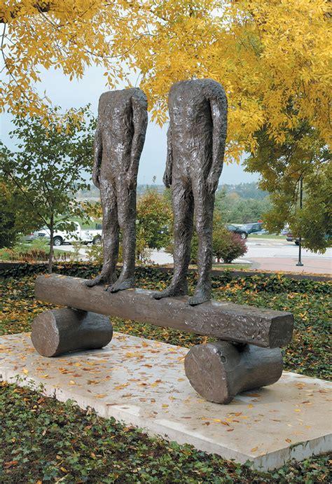 sculpture collection nerman museum contemporary art