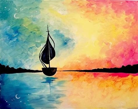 17 Best Images About Paint Nite Favorites On Pinterest
