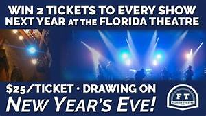 New Year's Eve Ticket Drawing - Downtown Jacksonville