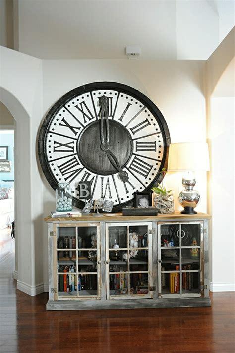 l horloge murale id 233 es en photos pour d 233 corez vos murs