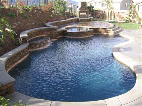 backyard pool ideas  wow style