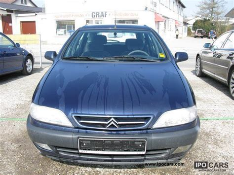 citroen xsara  hdi car photo  specs