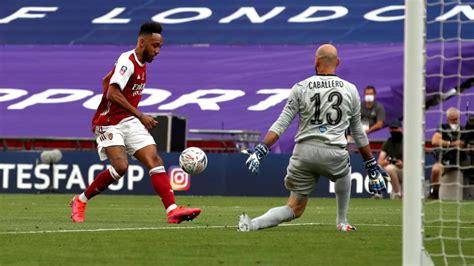 14. Pokalsieg! Pierre-Emerick Aubameyang schießt Arsenal ...