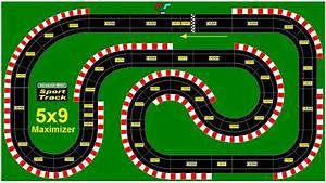 Pin By R On Slot Car Trackdesign