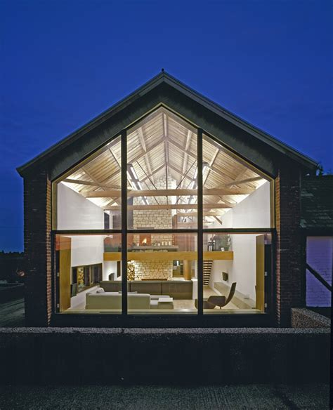 house plans with big windows maulden barn bedfordshire nicolas tye architects