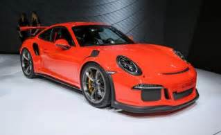 porsche panamera price used 2016 porsche 911 gt3 rs photos and info car and