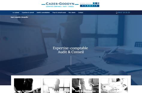 cabinet d expertise comptable 224 montpellier cazes goddyn agence web marseille jalis