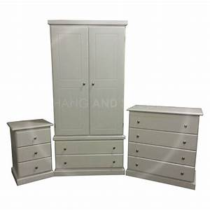 hand made furniture cambridge 3 piece bedroom set white With bedroom furniture sets assembled