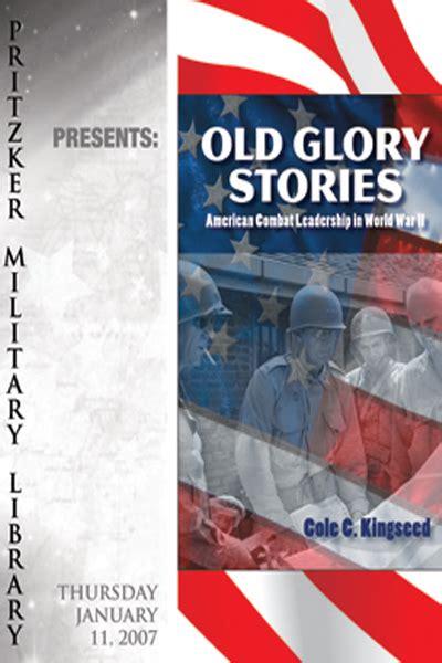 cole  kingseed  glory stories pritzker military
