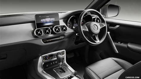 Mercedes X Class Interior by 2018 Mercedes X Class Line Power Color