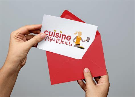 creation de cuisine création de logo pour cuisine meiwenti