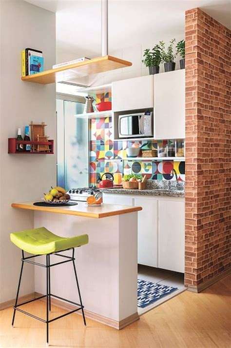 choose  color  small kitchen remodel cuinas