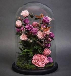 Rose Eternelle Sous Cloche : la rose ternelle dans la belle et la b te existe vraiment vous la voulez ~ Teatrodelosmanantiales.com Idées de Décoration
