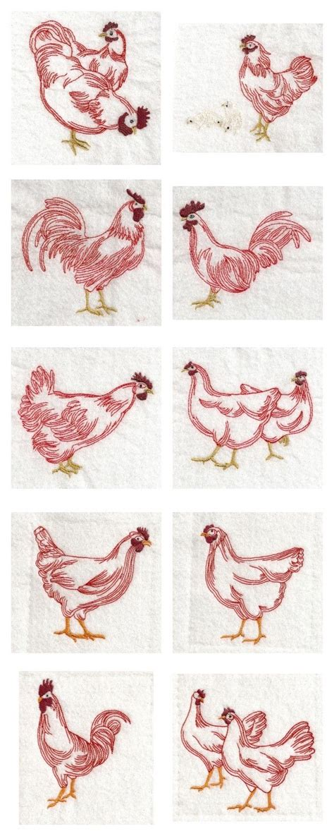 rw hens embroidery machine design details machine embroidery designs machine embroidery