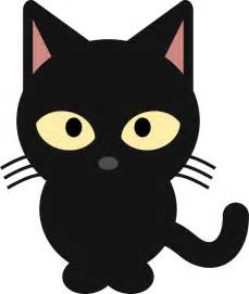black cat clipart cat clip images free for use