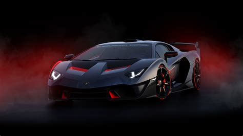 Meet Lamborghini's First Tailor-made Supercar