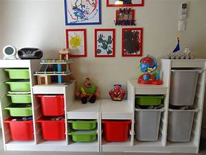 toy storage trofast by ikea church nursery pinterest With kitchen colors with white cabinets with wall art for kids playroom