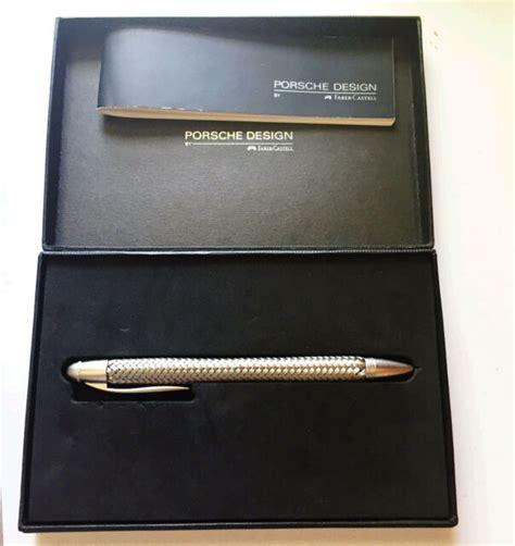 2yr · achromaticartwork · r/art. Porsche Design Tec Flex Mechanical Pencil Steel P3110   eBay
