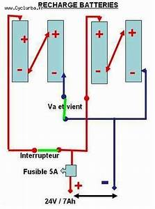 Batterie En Serie : conversion d 39 un v lo normal en v a e ~ Medecine-chirurgie-esthetiques.com Avis de Voitures