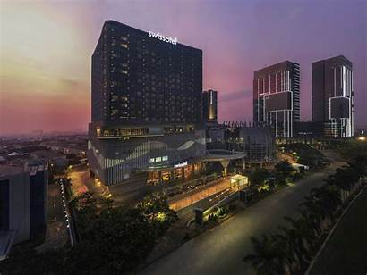 Jakarta Pik Avenue Indah Swissotel Pantai Paris