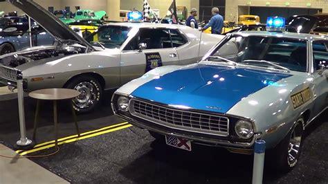 1972 Javelin Police Cars