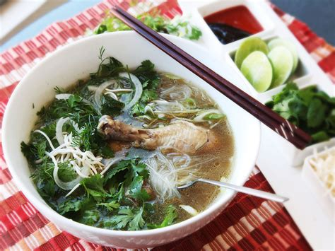 cuisine pho use the pressure cooker to flavored pho ga