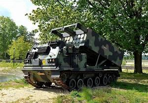 M270 Multiple Launch Rocket System - Wikipedia