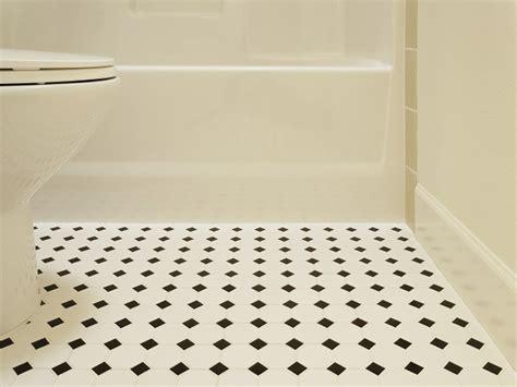 Vinyl Flooring Uk Bathroom by Vinyl Floor Tiles Bathroom Black And White Bathroom Vinyl