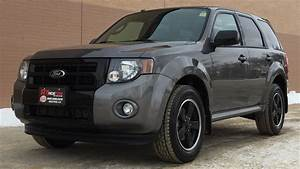 2012 Ford Escape Xlt 4wd W   Sport Appearance Package