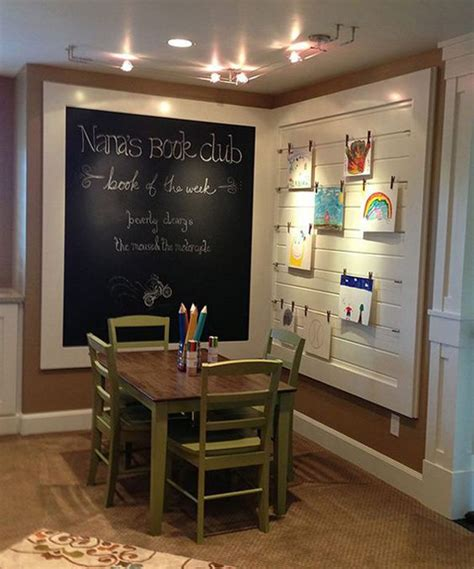 home chalkboard ideas 30 education kids playroom with chalkboard ideas home design and interior