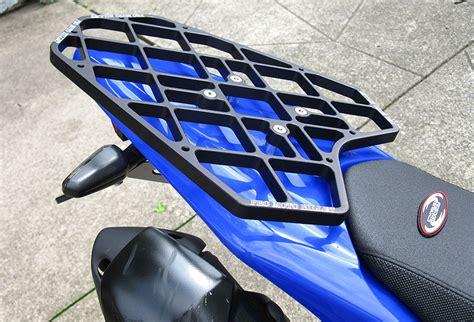 wrr wrx pro moto billet cargo rack