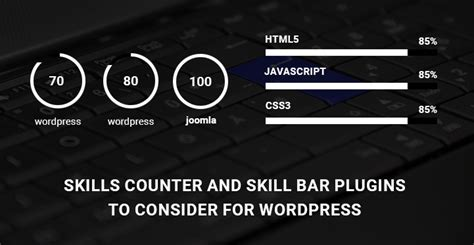 skills counter  skill bar plugins