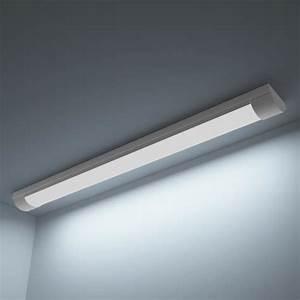 Luminaire Led Plafond : luminaire lustre lampe led au plafond blanc froid achat ~ Edinachiropracticcenter.com Idées de Décoration