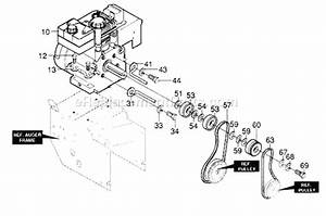 Husqvarna St 826 E Parts List And Diagram