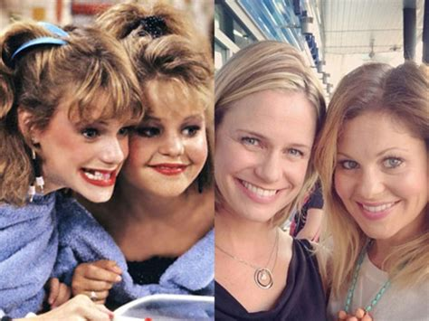 dj from house now house andrea barber aka kimmy gibbler where