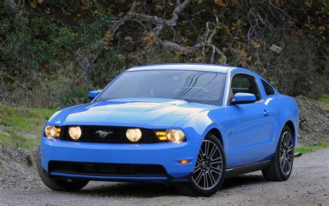 2010 Ford Mustang Gt Wallpaper